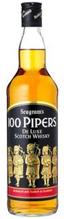 100 Pipers Scotch 80@ 1.75l